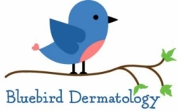 Bluebird Dermatology, PLLC Logo